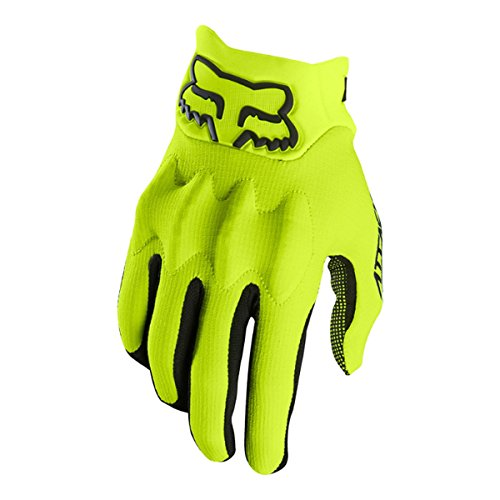 Fox Racing Attack Glove - Men's Flo Yellow, S