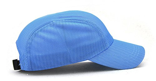 di unisex Mesh Outdoor cappello Berretto Sun da baseball blu Travel puro Pattern Beanie Acvip colore regolabile di Hat wqnnSI7t