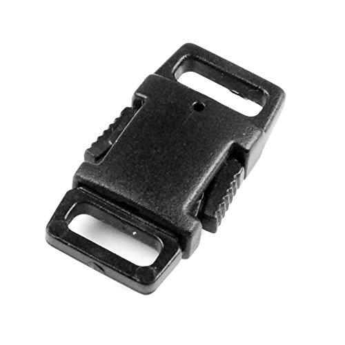 Cat Collar Hardware - 50pcs Pack 3/8