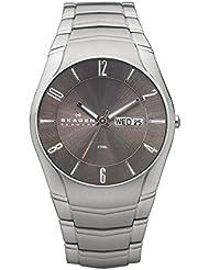 Skagen Mens 531XLSXM1 Laurits Stainless Steel Link Watch
