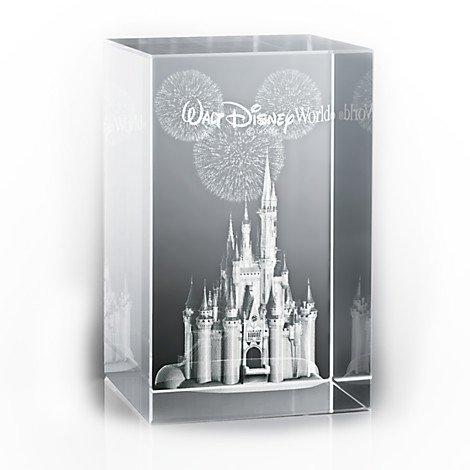 Cinderella Castle Laser Cube by Arribas - Walt Disney World (Cinderella Arribas Brothers compare prices)