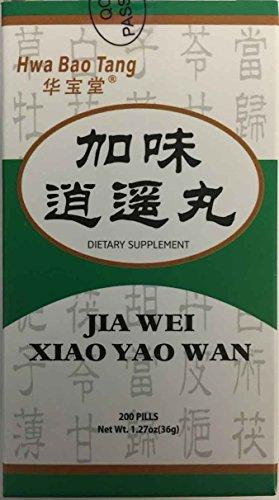 Jia Wei Xiao Yao Wan - 4
