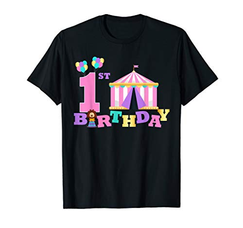 Carnival Themed Outfits (Circus Birthday Outfit For Girls Shirt Carnival)