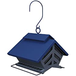 Audubon 74240 Chalet Metal Hopper Bird Feeder
