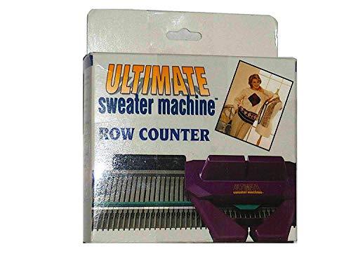 Bond America Ultimate Sweater Machine Row Counter