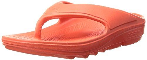 - Spenco Women's Fusion 2 Sandal Flip-Flop, hot Coral, 9 M Medium US
