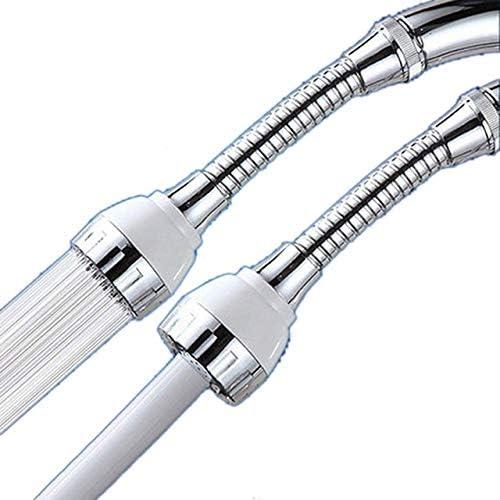 蛇口アクセサリー 蛇口エアレーターディフューザーコネクタキッチンアクセサリーを節約1PCS蛇口エアレーターディフューザーノズルフィルターアダプター水 KYENUI (Color : White)