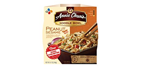 Annie Peanut (Annie Chun's Peanut Sesame Noodle Bowl, 8.7 Ounce)