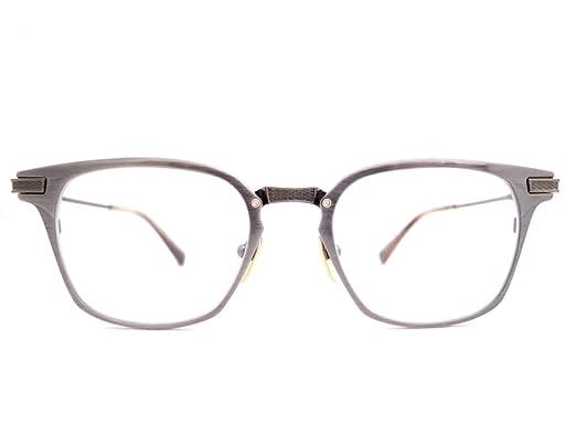 9004ff958ed DITA Luxury Eyewear Optical Frame Union DRX-2068-C-SLV-GLD-49 Gold w   Silver  Amazon.co.uk  Clothing