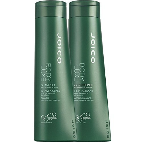 Joico Body Shampoo - Joico Body Luxe Volumizing/Thickening Shampoo & Conditioner Pack 300ml by Joico