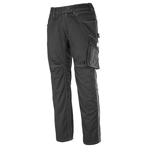 Mascot 12079-203-0918-82C54 Dortmund Pantalon Taille Longueur 82 cm/C54 Noir/Anthracite Foncé
