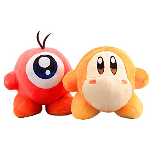 Shalleen 2pcs Adventure All Star Collection Waddle Dee 6