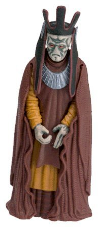 Star Wars Episode 1 Nute Gunray Action Figure