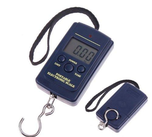 Docooler 20g-40Kg Digital Hanging Balance Pocket Weight Scale