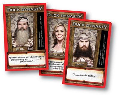 Amazon duck dynasty redneck wisdom board game toys games trivia cards bookmarktalkfo Choice Image