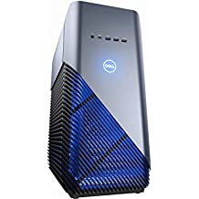 2018 Latest Dell Inspiron Affordable High Performance Gaming Desktop Computer i3-8100 Processor, 8GB DDR4 RAM, NVIDIA Geforce GTX 1050 Graphic Card, Wireless + Bluetooth 4.1, Windows 10