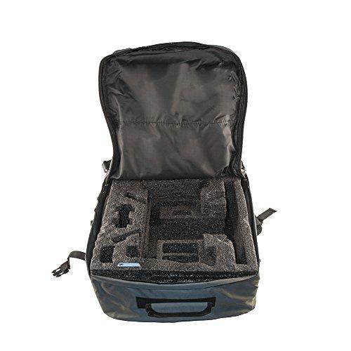Hochwertiger Rucksack FULL für Parrot Bebop 2 und Skycontroller - sehr angenehm zu tragen - Platz für viel Zubehör - DS24 Edition