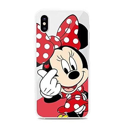 Disney Cartoon Soft TPU Clear Case
