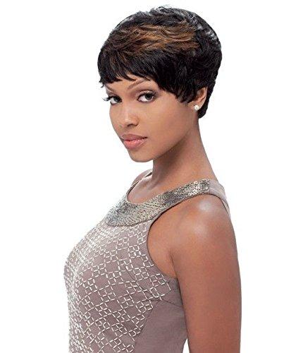 Sensationnel 100% Human Hair Bump Wig - Easy 27 (CHAMPAGNE)