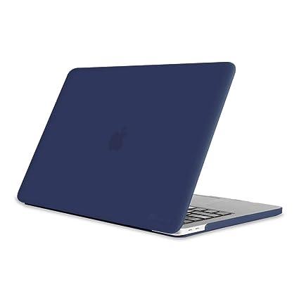 FINTIE Funda para MacBook Pro 13 (2019/2018/2017/2016) - Súper Delgada Carcasa Recubierto de Goma Protector de Plástico Duro para Modelo A1989 / A1706 ...
