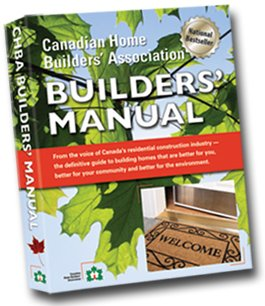 CHBA] Canadian Home Builders' Association Builders' Manual, 6th Ed.