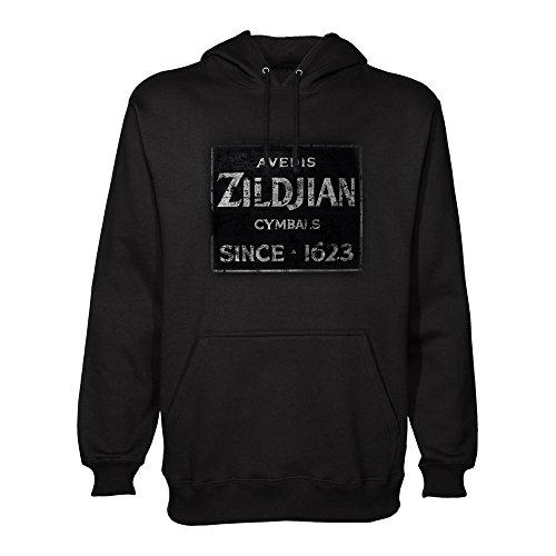 Zildjian Quincy Vintage Pullover Hoodie
