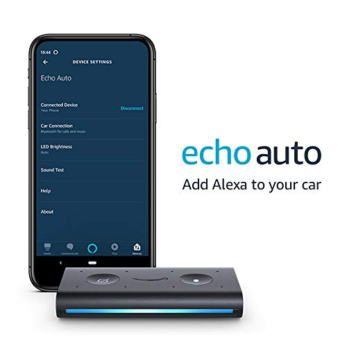Echo Auto- Hands-free Alexa in...