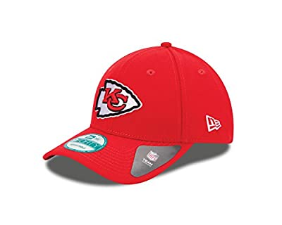 NFL The League Kansas City Chiefs 9Forty Adjustable Cap by New Era Cap Company