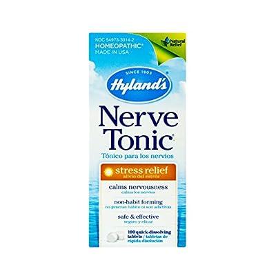 Hyland's Nerve Tonic Tablets