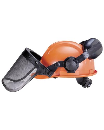 Tasco 6000 Woodsman Forestry System, NRR=22 (T-2000 Earmuffs), Orange