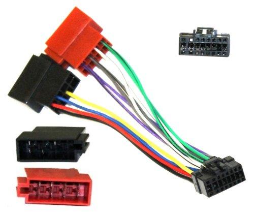 Aerzetix Z9 - Cavo Adattatore convertitore ISO per autoradio Sony 3800946310075