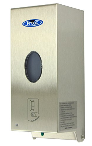 Frost 714S Soap Dispenser, Metallic by Frost