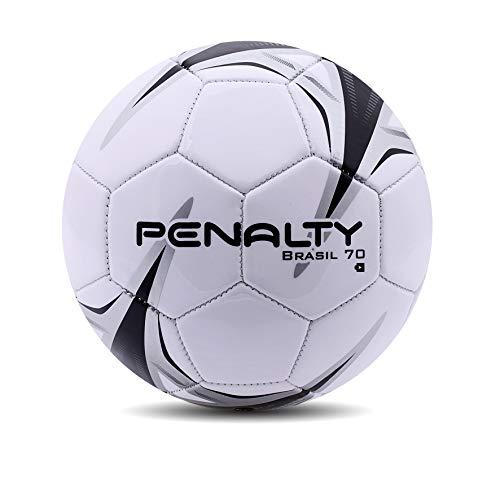 Bola Penalty T50 BRA SIL 70 X Adulto Unissex Prata 0