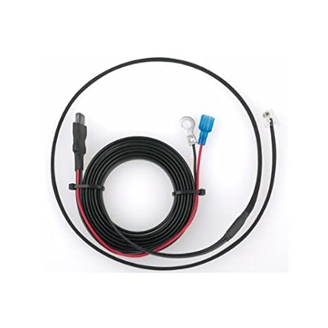 hardtap, 12 VDC Hardwire Kit, detector de radar Cable de alimentación con 2 Amp Inline Fusible, RJ-11/DC Plug Conector: Amazon.es: Electrónica