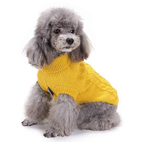 Buy small dog sweaters