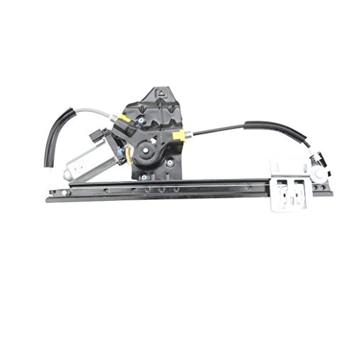 Rear Right Passenger Side Window Regulator with Motor for Land Rover Freelander ()