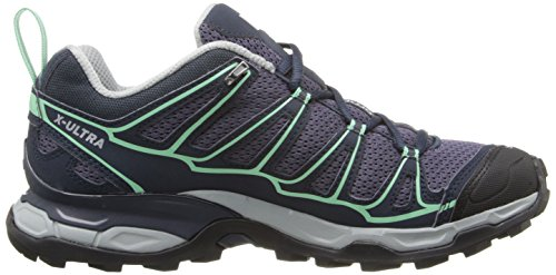 Green Ultra Blue Artist Hiking Grey Shoe X Salomon Women's Deep Prime Lucite fPxTwn6ZAq