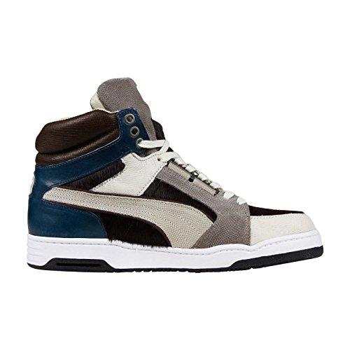Puma Slip X Fabriqué En Italie Sneaker Homme Gris Foncé 357261-02