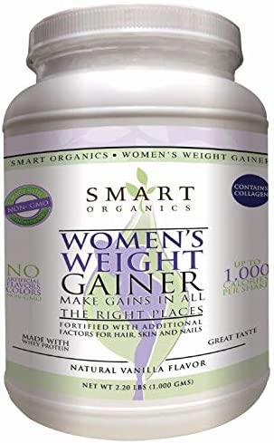 Bio Nutrition Smart Organics Women's Weight Gainer