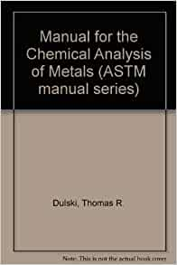 Instruction in chemical analysis, quantitative [tr. and] ed. by J.L. Bullock