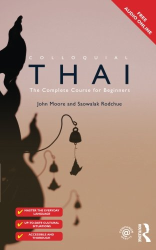 Colloquial Thai (Colloquial Series (Book only)) by imusti