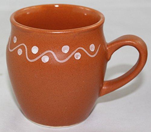 Odishabazaar Kulhar Kulhad Cups Traditional Indian Chai Tea Cup Set of 6 Tea Mug Coffee Mug by Odishabazaar (Image #2)
