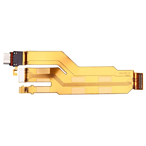 - Mobile Phone Flex Cable Charging Port + LCD Flex Cable for Sony Xperia XZ Flex Cable