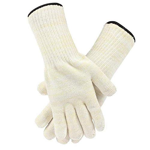 IRVING Heat/Fire Resistant Factory Gardening Protective Work Glove by IRVING (Image #2)