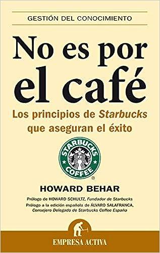 No es por el café (Gestión del conocimiento): Amazon.es: Behar ...