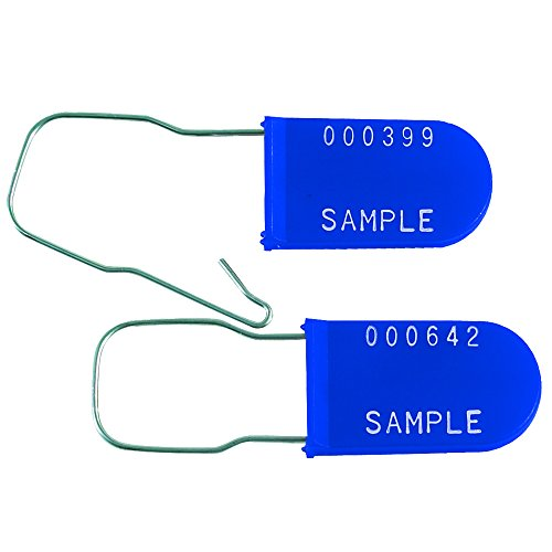 Aviditi-SE1024-PW-6-Wire-Padlock-Seals-Blue-Pack-of-1000