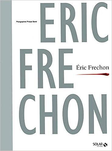 """Résultat de recherche d'images pour """"livre de cuisine Eric Frechon"""""""