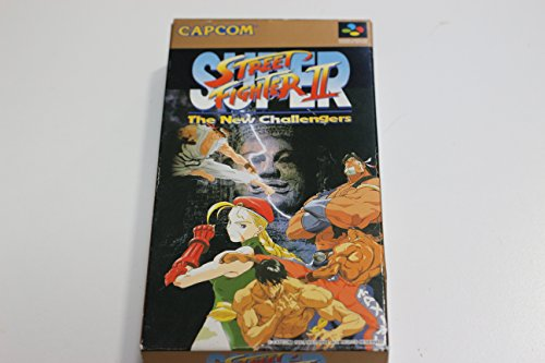 Super Street Fighter II (Japanese Import Video Game)