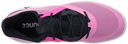 adidas Women's Adizero Defiant Bounce Tennis Shoe Legend Ink/Shock Pink/White 6 M US by adidas (Image #7)