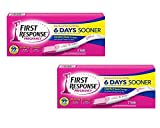 1st Response Early Result Pregnancy Test 99% Accurate - Includes 3 Tests (Pack of 2)